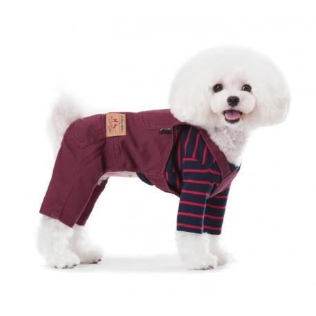 Denim Dungarees for dogs