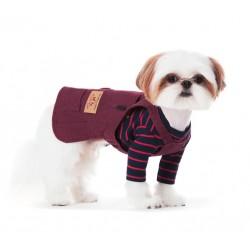 Джинсовый комбинезон для собаки