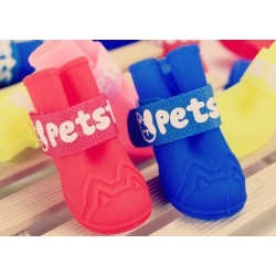 Waterproof boots for dogs