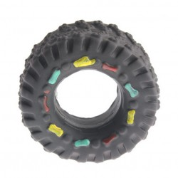 Rubber wheel for dogs
