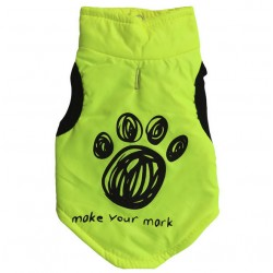 Warm vest for dogs